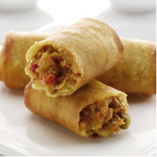 Beef Curry Rolls (2 Large)