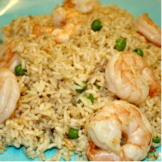 King Prawn Fried Rice