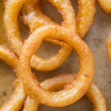 Salted & Spicy Onion Rings