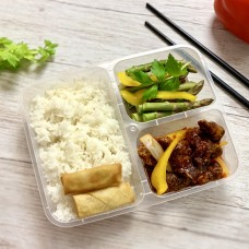 3 in 1 Box (Chicken / Beef Dishes)
